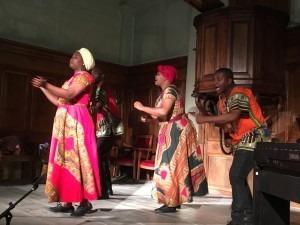 soweto choir au Temple 2:10:18 Prima vera