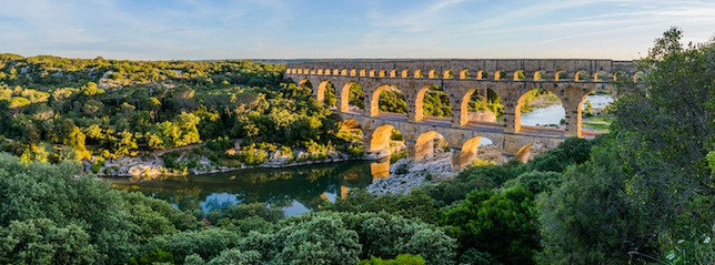 Photo Pont du Gard